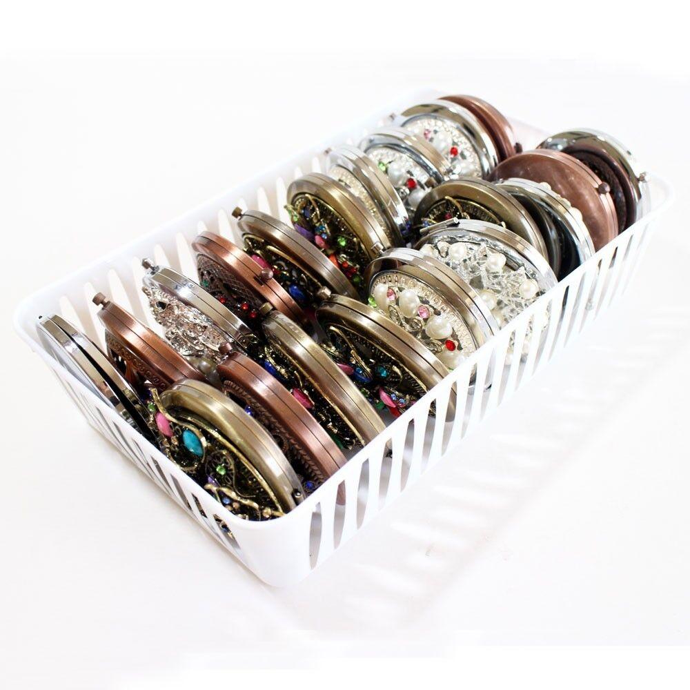 Mixed Compact Mirror Set of 20 - Random Designs - Wholesale
