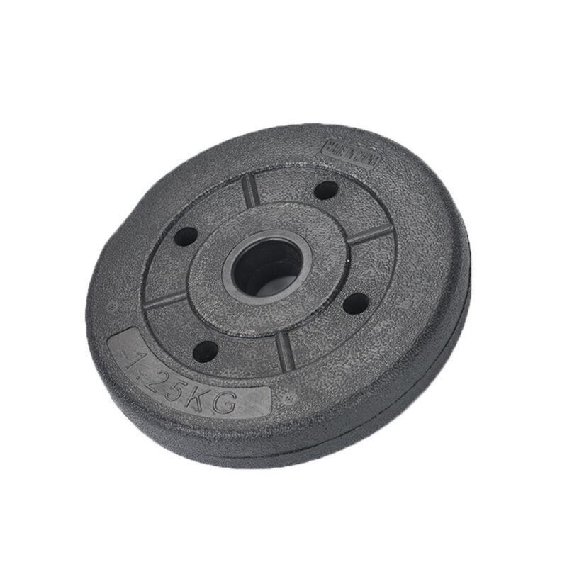 Weight Plates Set Free Dumbell Vinyl 1 Inch Standard 5kg