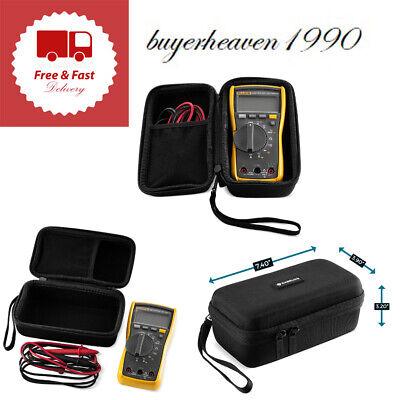 Hard Case Fits Fluke 117115 101 Digital Multimeter Compact Lightweight New