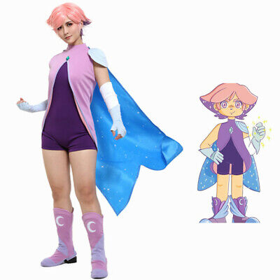 She-ra and the Princesses of Power Glimmer Cosplay Costume Fancy Dress
