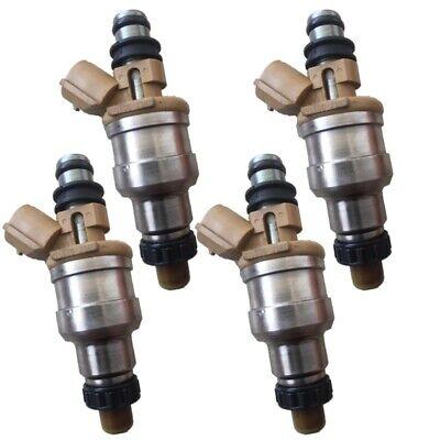OEM Bosch Fuel Injectors Set 4 for 1991-1996 Ford Escort 1.9L I4 92 93 94 95