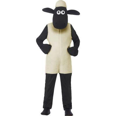 Smi - Kinder Kostüm Shaun das Schaf Lamm - Shaun Das Schaf Kostüm Kind