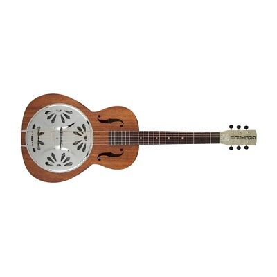 Gretsch G9200 Boxcar Round-Neck Mahogany Body Resonator Acoustic Guitar -Natural