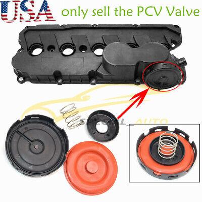 New For Audi VW PCV Valve Diaphragm A3 4 5 6 7 Golf Jetta Polo 1.4 2.0 2.5 3.6L