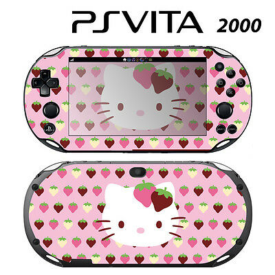 Pink Ps Vita Union Jack Vinyl Skin Decal  Playstation Vita Skin Stickers