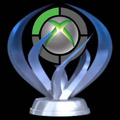 100% Legitimate PS4/PS Vita/PS3/Xbox 360/Xbox One Trophy/Achievement Services