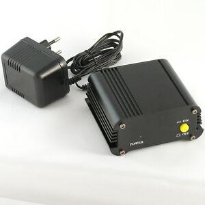 MP-1 1- Kanal Phantomspeisung SPEISEADAPTER SUPPLY +48V f. Kondensator Mikrofone