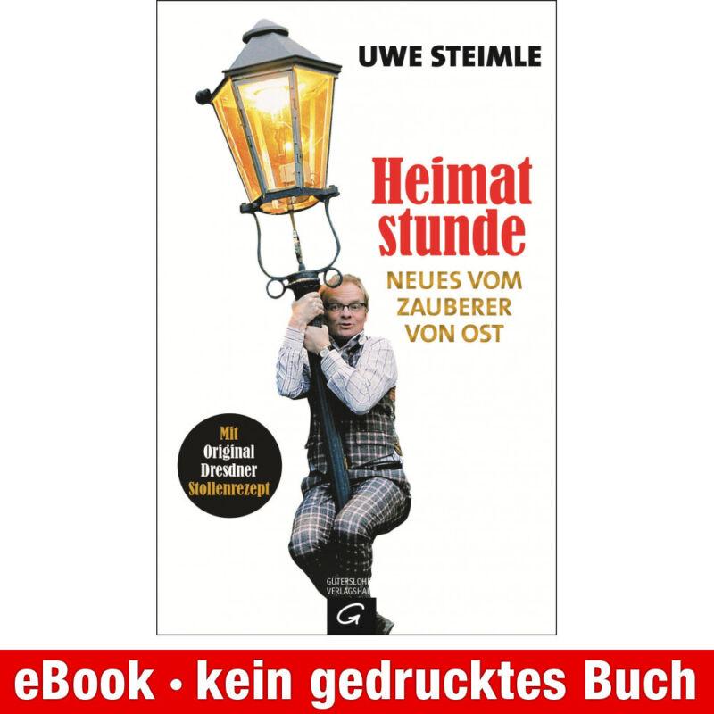 eBook-Download (EPUB) ★ Uwe Steimle: Heimatstunde