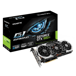 RARE BRAND NEW - Gigabyte GTX 980 Ti G1 GAMING VGA CARD