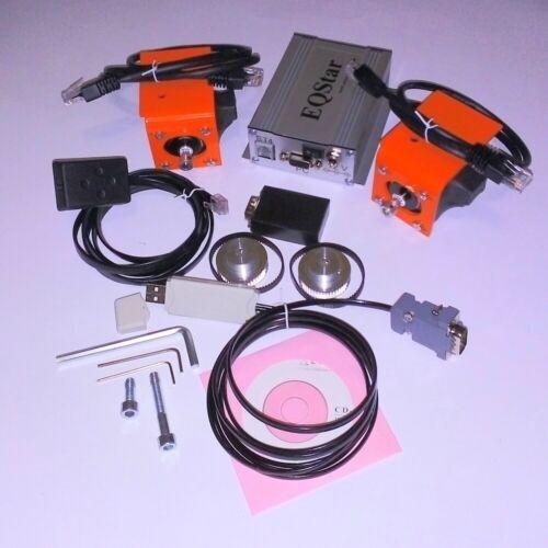 EQStarEQ5 -GOTO EQ drive upgrade kit for equatorial mount EQ 5 CG-5 MEADE LXD/LX