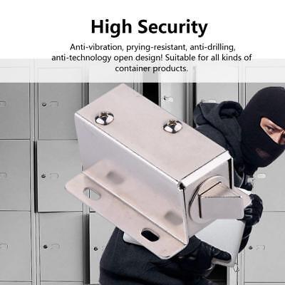 Electric Lock Drawer Deadbolt Cabinet Desk Door Rfid Access Control Durable Hot