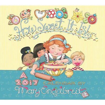 Mary Engelbreit How Sweet It Is Wall Calendar