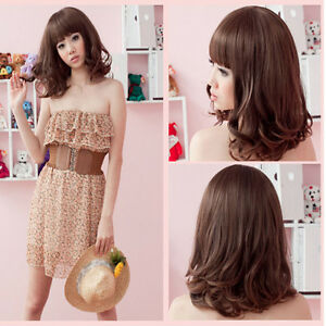 ... -fashion-sexy-new-long-dark-brown-Wavy-full-curly-hair-wigs-cosplay