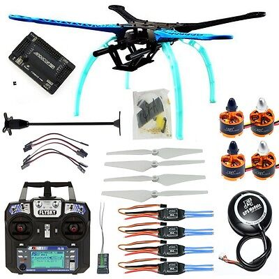 Drone Quadrocopter 4-axis Aircraft Kit 500mm Frame 6M GPS APM2.8 FS-i6 F08151-M online kaufen