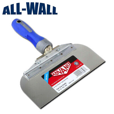 Advance Drywall Offset Taping Knife 8 Stainless Steel