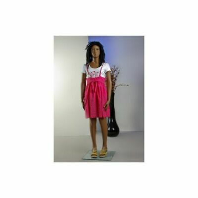 Realistic African American Teen Child Kids Mannequin
