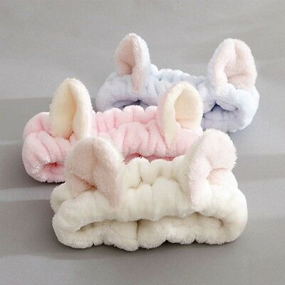 Headband Gift - Gift Spa Headdress Makeup Tools Party Headband Hair Band Cat Ears Fluffy