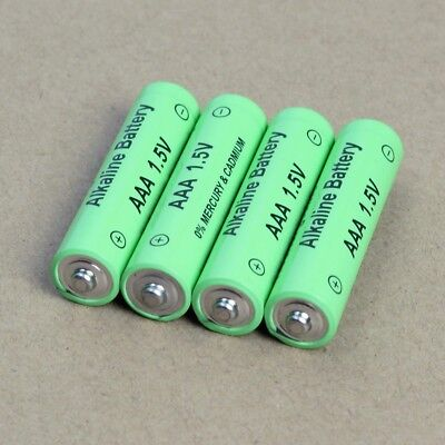4PCS 1.5V AA Alkaline Rechargeable Batteries  for toy camera RC -