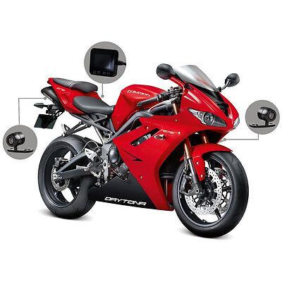 Sykik C6L Motorcycle Bike Action 2 Mini Video Camera Camcorder DVR Set 720p HD