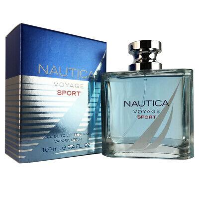 Nautica Voyage Sprayort Men 3.4 oz EDT Spray