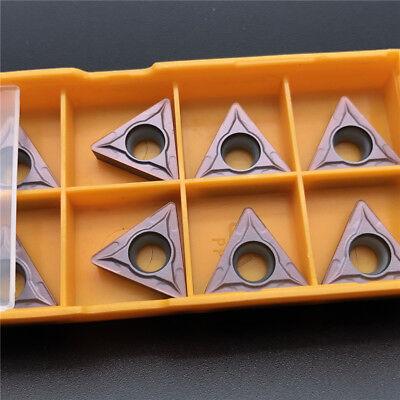 10pcs Tcmt16t308 Vp15tf Tcmt32.52 Carbide Insert Cnc Tool Boring Blade