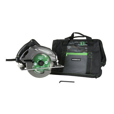 Metabo HPT C7URMR RIPMAX Pro 7-1/4 in Circular Saw - 6,800 RPM 15A Reconditioned Metabo Circular Saw
