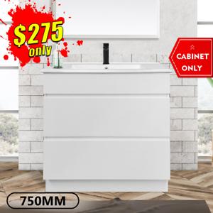 *SALES* Bathroom Vanity 700mm Drawer Cabinet 2Pack Freestanding Mia