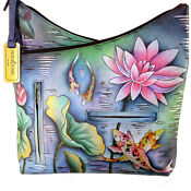 Hand Painted Leather Handbags