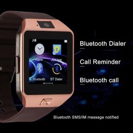DZ09 Smart Watch Phone Wrist Sports Watch Camera Pedometer for iOS Android iOS .