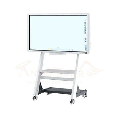 Ricoh D5520 55 Inch Led Interactive Touch Screen Smart Board Whiteboard Stand