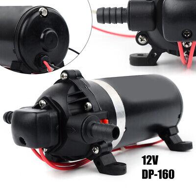 160psi High Pressure Self Priming Water Pressure Diaphragm Pump For Boat Rv Us