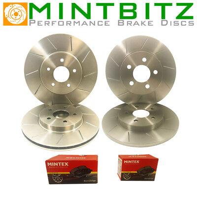 Q3 2.0TDi 150bhp 2.0TDi/TFSi Quattro 15- Front Rear Brake Discs Pads