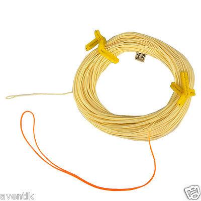 Aventik Shooting Fly FishingLine Indicator Front Loop Slim Core Line Double Loop
