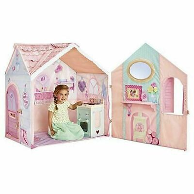 Rose Petal Cottage Tent Kids Play House & Cooker Playset Dream Town BNIB