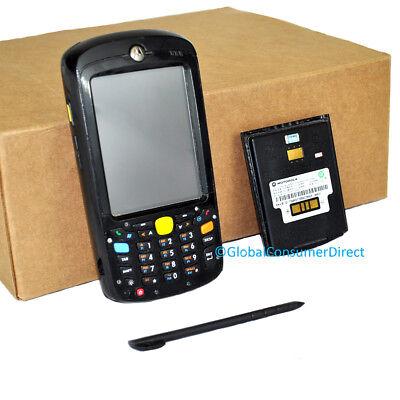 Motorola Mc55 Mc5590-p30durqa9wr Pda 1d2d Wm6.x Wifi Barcode Scanner Warranty