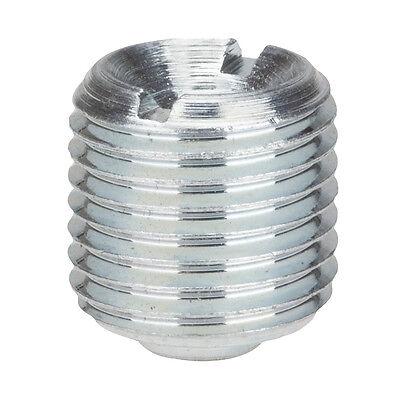 """G 1/8"""" [100 Stück] DIN 3405 DV1 Trichterschmiernippel Stahl verzinkt"""