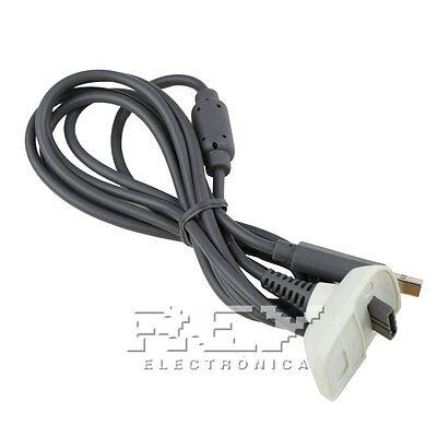 Cable Cargador Compatible Mando Inalámbrico XBOX 360 USB a0664