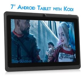 """7"""" Android Tablet For TV with Kodi"""