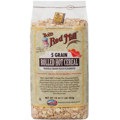 Bob's Red Mill-5 Grain Rolled Cereal (8-16 oz bags)