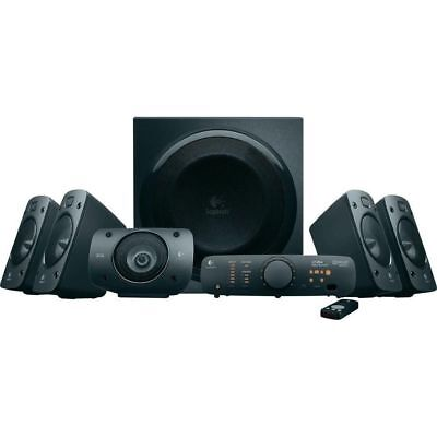 Logitech Z906 3D-Stereo-Lautsprecher THX (Dolby 5.1-Surround-Sound) *NEU&OVP*