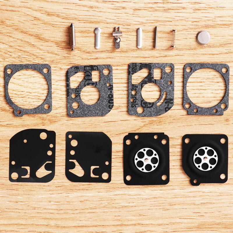 C1U Zama Trimmer Echo Chainsaw Carburetor Carb Diaphragm Repair Kit Gasket NEW
