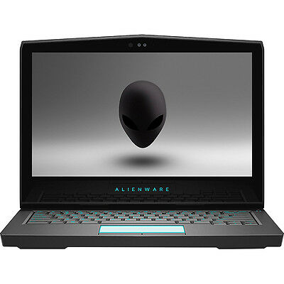 "Alienware 13.3"" Intel i5 7300HQ 8GB RAM 256 SSD Gaming Laptop - AW13R3-5291SLV"