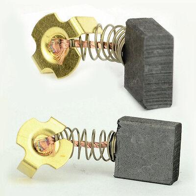 Aftermarket Carbon Brush Set Rep Ridgid 0502025007 & Dewalt