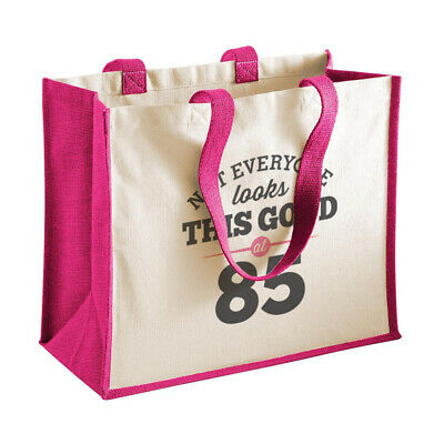85th Birthday Looking Good Gift Women's Ladies Shopping Bag Present Tote Idea - 85th Birthday Ideas