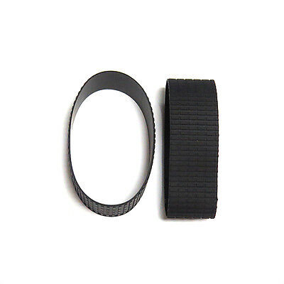 A Set Of New Camera Replacement Zoom+Focus Rubber Ring for Nikon 24-70mm f/2.8G