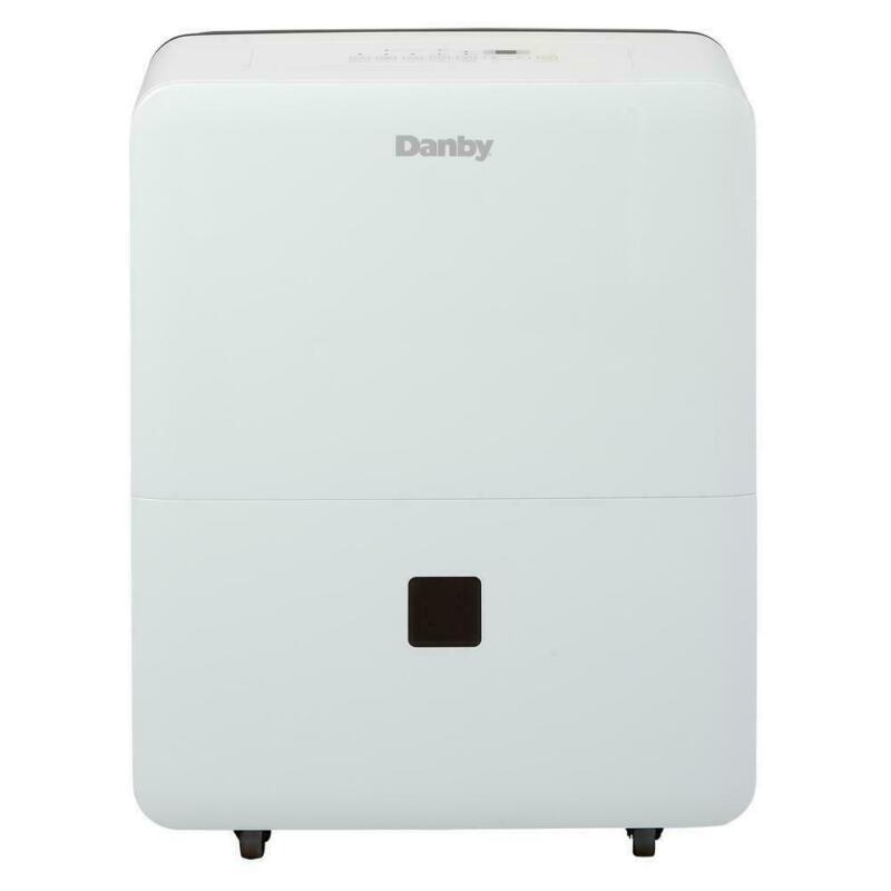 Danby 22 Pint 2-Speed Portable Dehumidifier w/ Auto De-icer