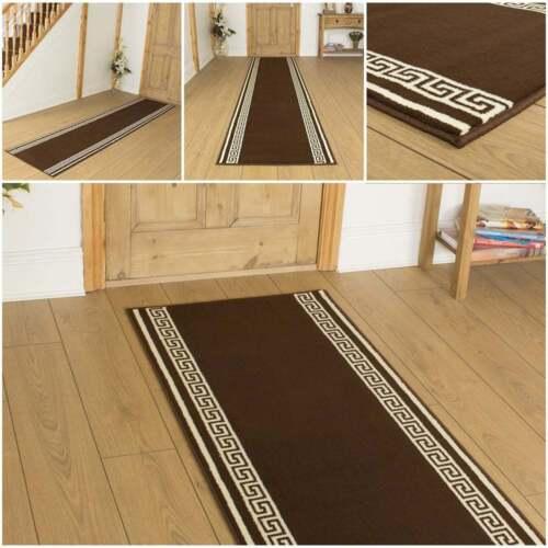 Schlüssel Braun  Läufer Teppich Flur Matte Für Halle