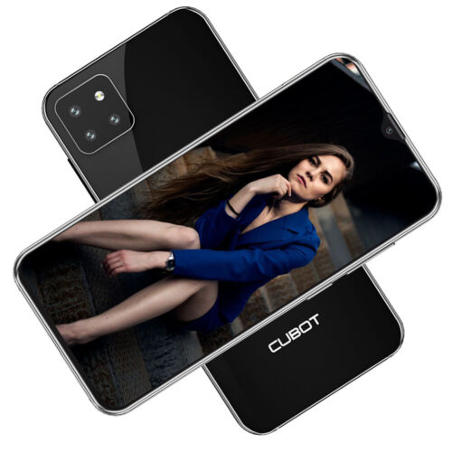 6GB+128GB Cubot X20 Pro Android 9,0 6.3in 4G Handy 4000mAh Dual SIM Smartphone