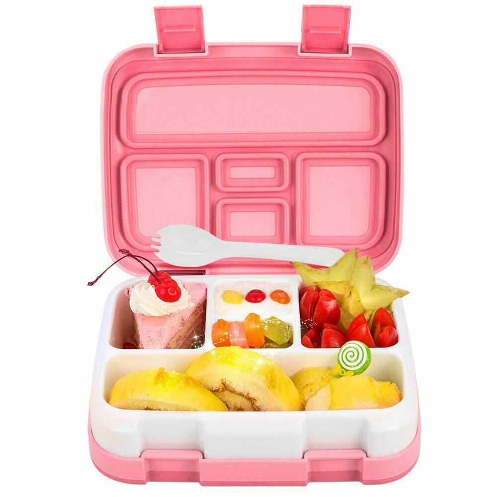 lunch box for kids bpa free upgraded