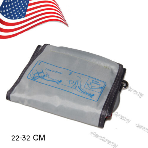 US stock Adult Blood Pressure Cuff For CONTEC BP Monitor CONTEC08A 08C Warranty